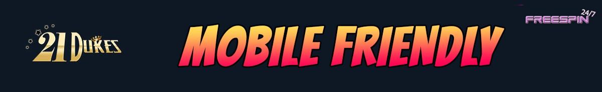 21 Dukes Casino-mobile-friendly