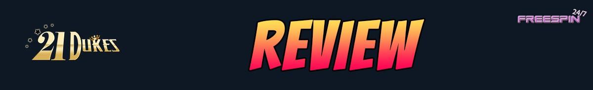 21 Dukes Casino-review