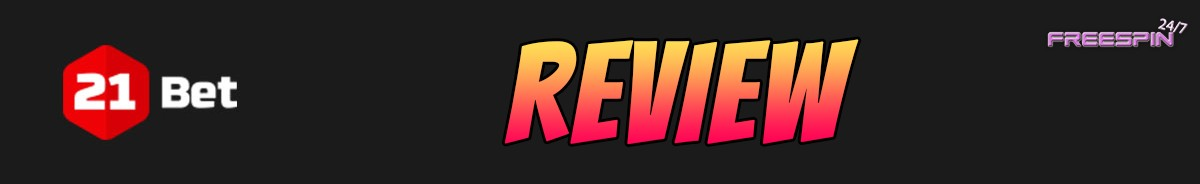 21Bet Casino-review