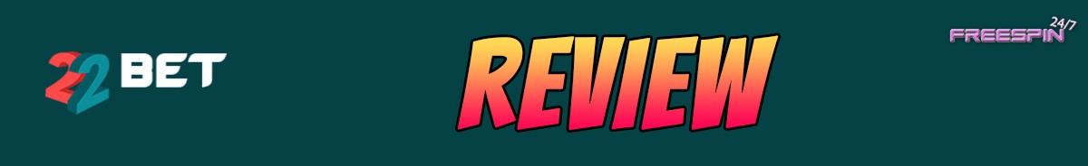 22Bet Casino-review