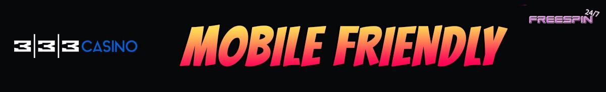 333 casino-mobile-friendly