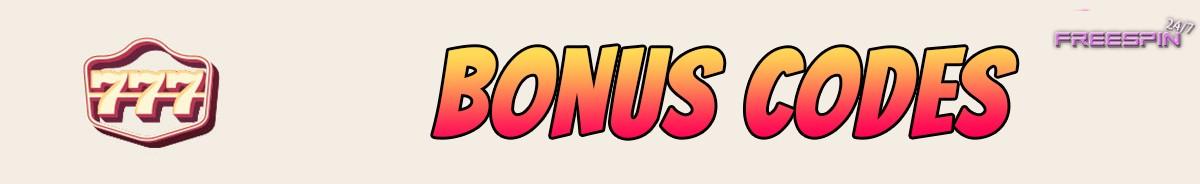 777 Casino-bonus-codes