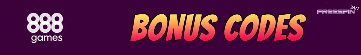 888Games-bonus-codes