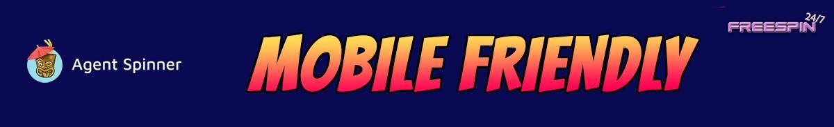 Agent Spinner Casino-mobile-friendly