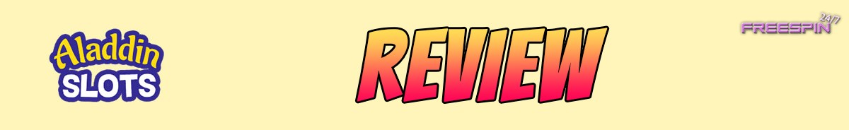 Aladdin Slots-review