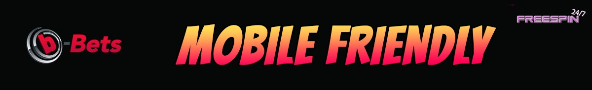 b-Bets Casino-mobile-friendly