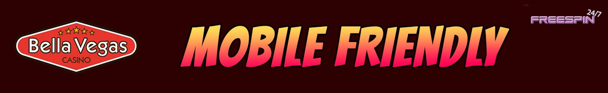 Bella Vegas Casino-mobile-friendly