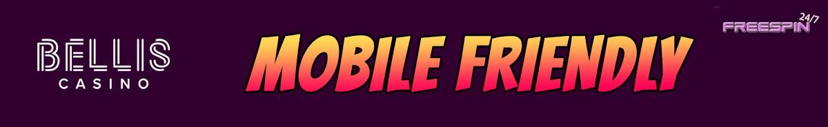 Bellis Casino-mobile-friendly