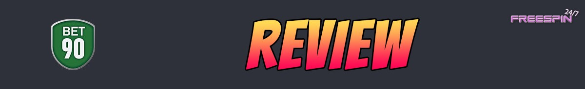 Bet90 Casino-review