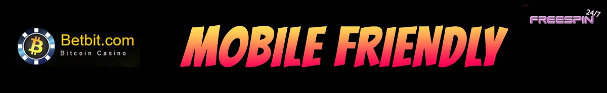 Betbit Casino-mobile-friendly