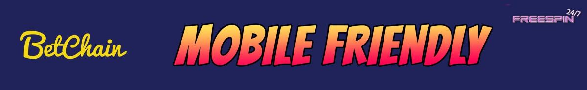 BetChain Casino-mobile-friendly