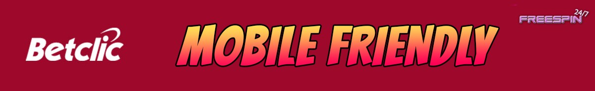 BetClic Casino-mobile-friendly