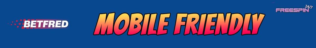 Betfred Casino-mobile-friendly