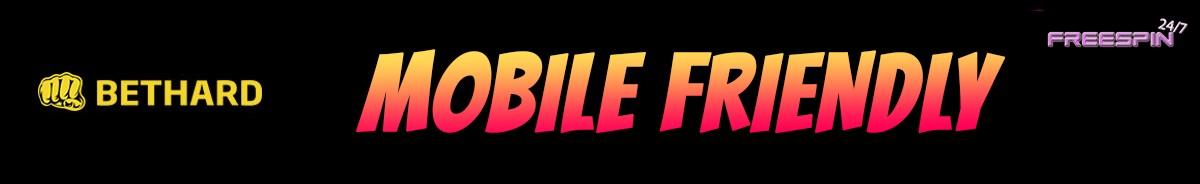 BetHard Casino-mobile-friendly