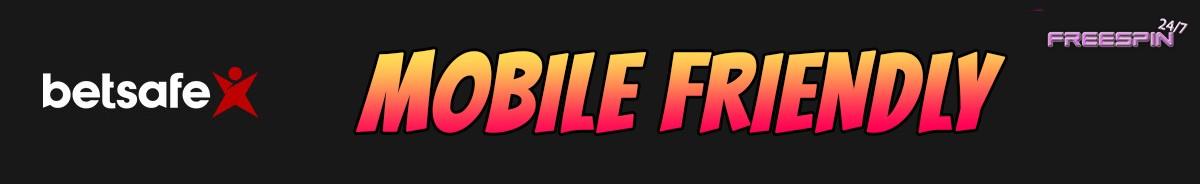 Betsafe Casino-mobile-friendly