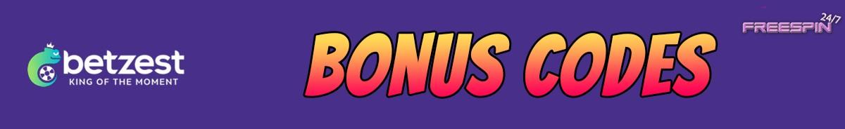 Betzest Casino-bonus-codes