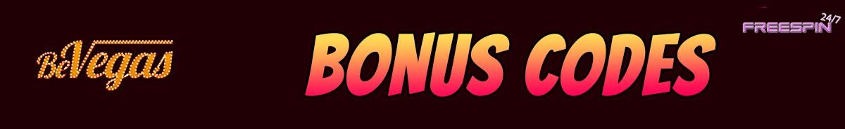 BeVegas Casino-bonus-codes