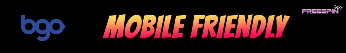 BGO Bingo-mobile-friendly
