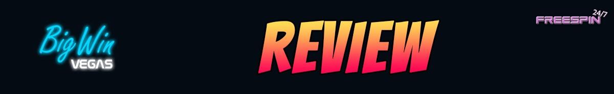 Big Win Vegas Casino-review