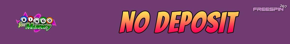 Bingo for Money Casino-no-deposit