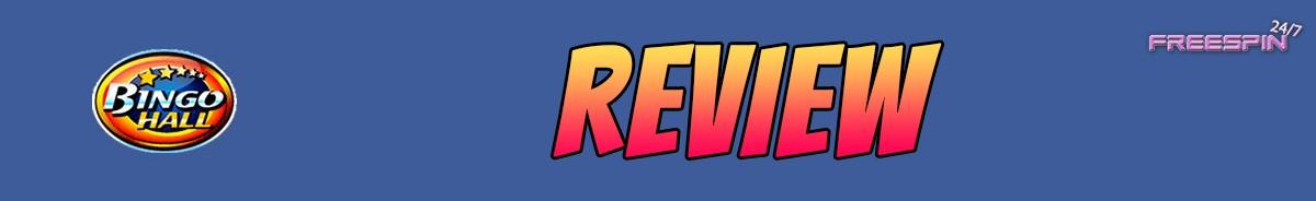 Bingo Hall Casino-review