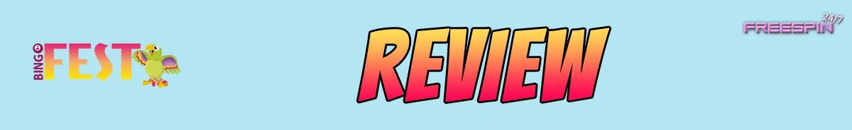 BingoFest Casino-review