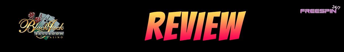 Blackjack Ballroom-review