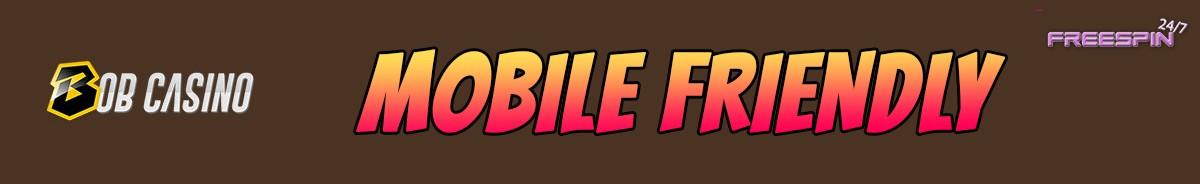 Bob Casino-mobile-friendly