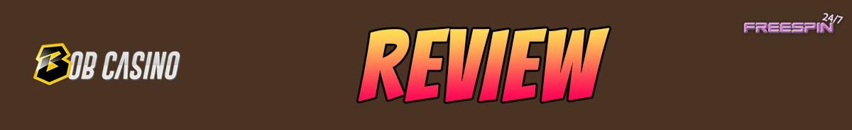 Bob Casino-review