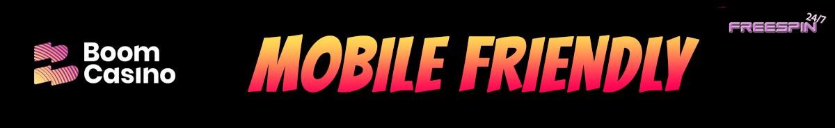Boom Casino-mobile-friendly