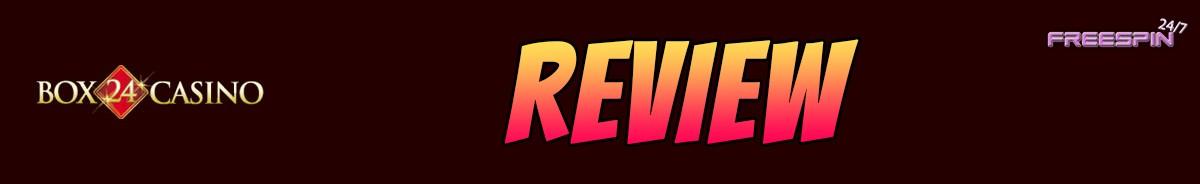 Box 24 Casino-review