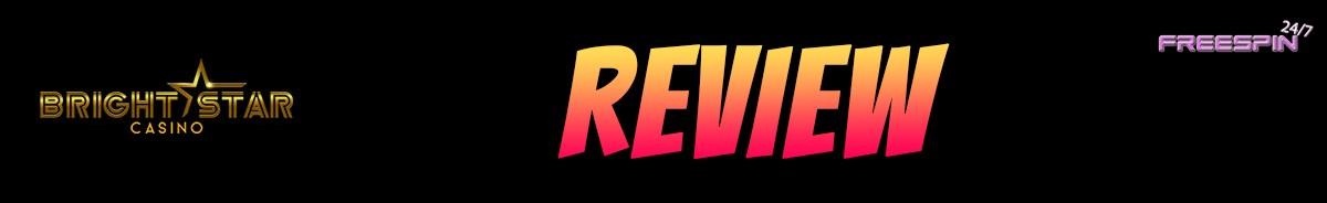 BrightStar Casino-review
