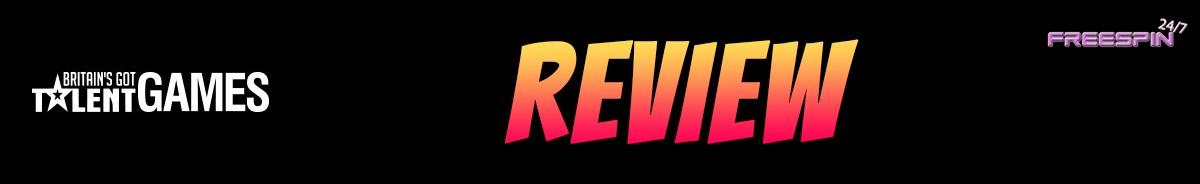 Britains Got Talent Games Casino-review