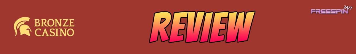 Bronze Casino-review