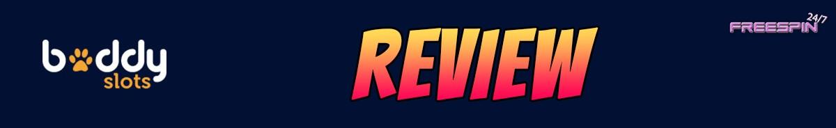 Buddy Slots Casino-review