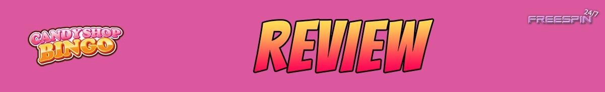 Candy Shop Bingo Casino-review