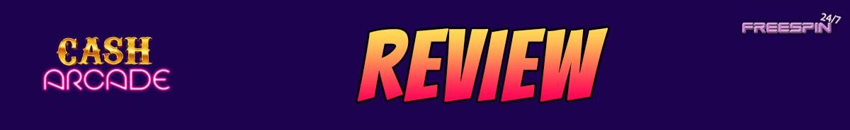 Cash Arcade-review