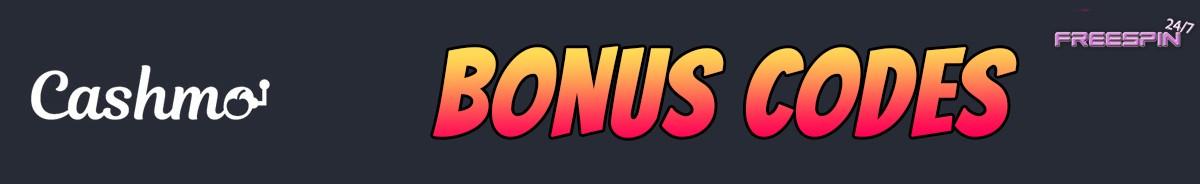 Cashmo Casino-bonus-codes