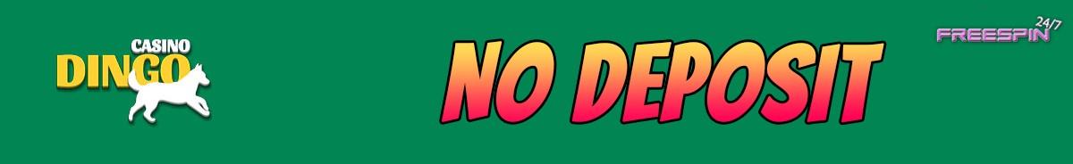Casino Dingo-no-deposit