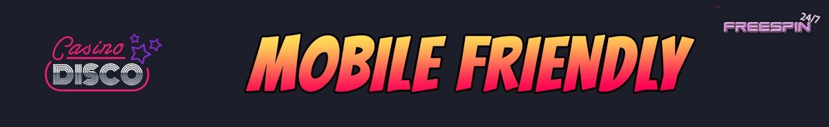 Casino Disco-mobile-friendly