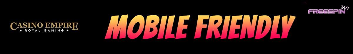 Casino Empire-mobile-friendly