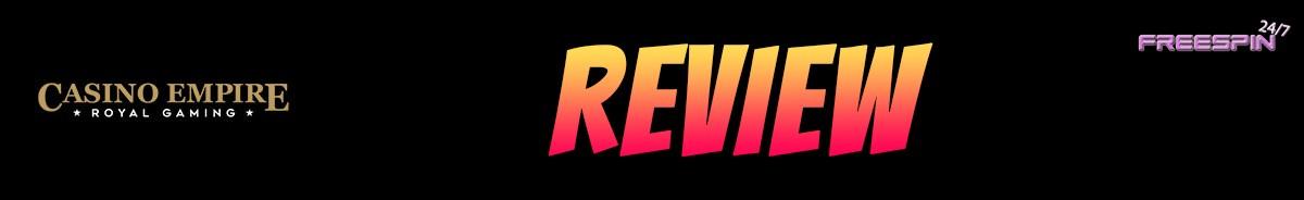 Casino Empire-review