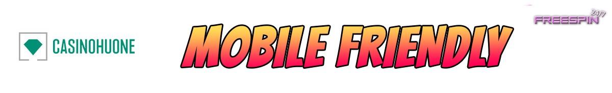 Casinohuone-mobile-friendly