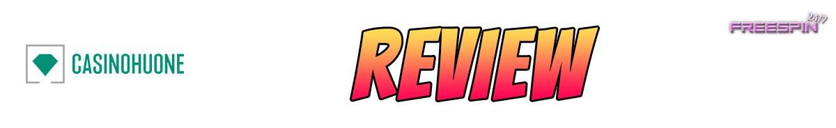 Casinohuone-review
