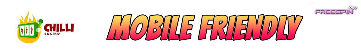 Chilli Casino-mobile-friendly