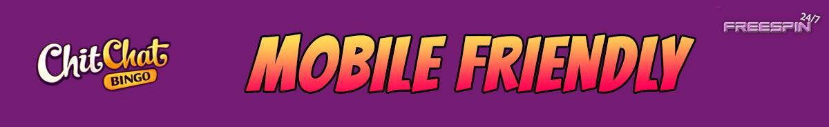 ChitChat Bingo Casino-mobile-friendly
