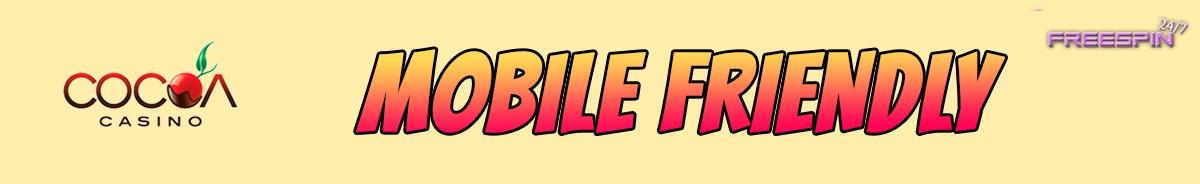 Cocoa Casino-mobile-friendly