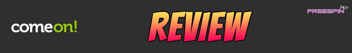 Comeon Casino-review