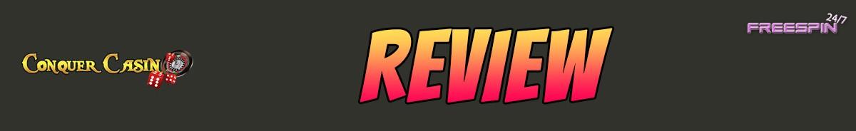 Conquer Casino-review
