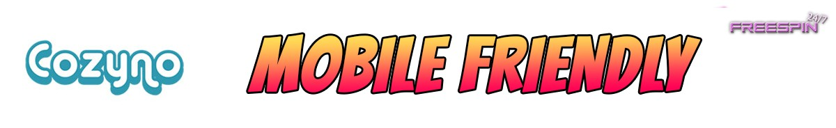 Cozyno Casino-mobile-friendly